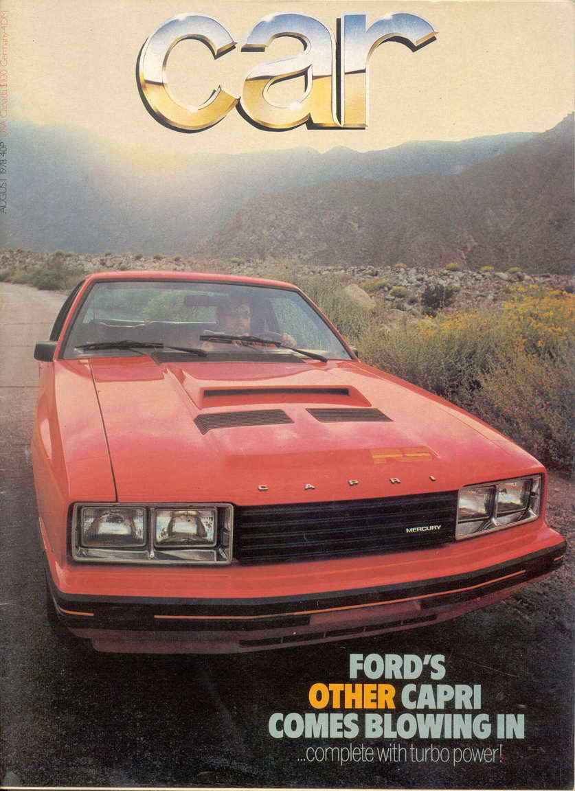 Car Magazine (Britain) 1978